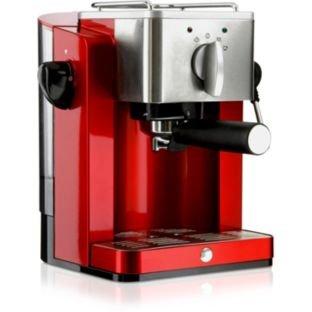 Bella BECM01 Espresso Coffee Machine - Red (223961699)