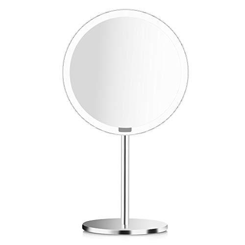 Sguan-wu Xiaomi Yeelight YLDD01YL inteligente plateado LED espejo de maquillaje cosmético