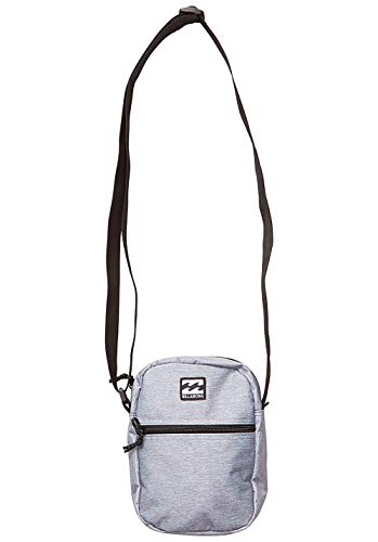 Billabong Bolsito Boulevard Satchel Grey Heather