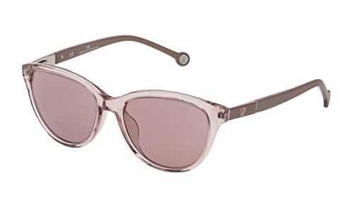 Carolina Herrera Damen SHE64254913G Sonnenbrille, Violett (Morado), 54