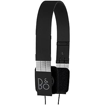 B&O PLAY by Bang & Olufsen BeoPlay Form 2i On-Ear Headphones - Black
