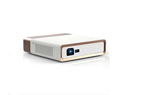 Projektoren 750 Ansi-Helligkeit Led-Lichtquelle 16G / 32G Flash-Speicher Zuhause Hd Smart Wireless Portable Android Kein Bildschirm Tv