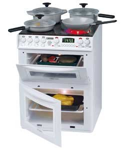 Cocina Electrónica Infantil Casdon