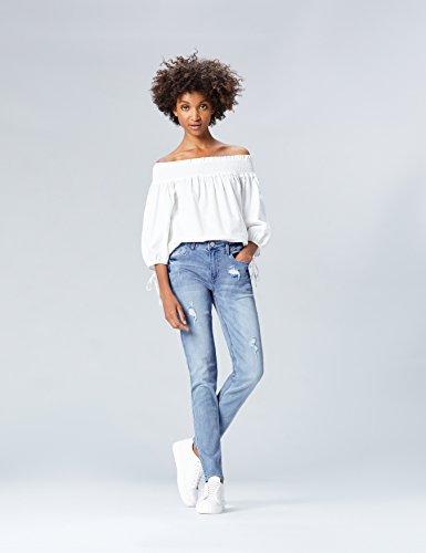 FIND Jeans Damen Blau (Denim)