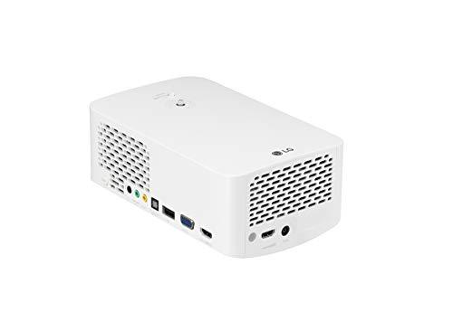 LG PF1500G LED-Projektor (Full HD, 1400 ANSI Lumen, HDMI, USB) Weiß - 3