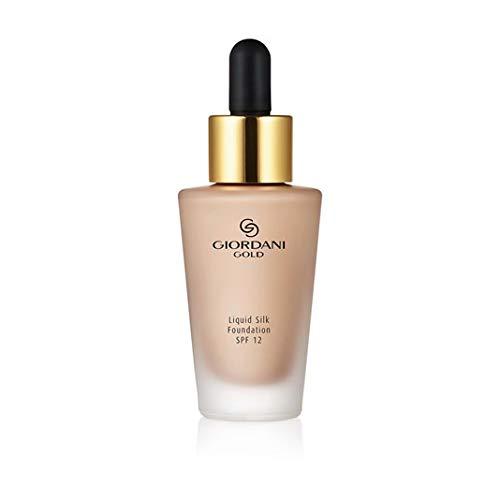 Giordani Gold Liquid Silk Make-Up Basis FPS 12 (Light Ivory)