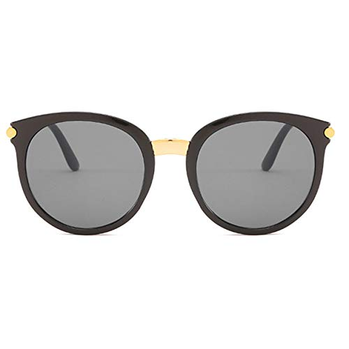Tree-on-Life Cool Fahren Retro-Design-Rahmen Flache Sonnenbrille Brillen Street Casual Sonnenbrille