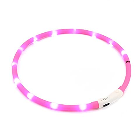 Collier Usb - Zogin Collier Chien LED USB rechargeable Collier