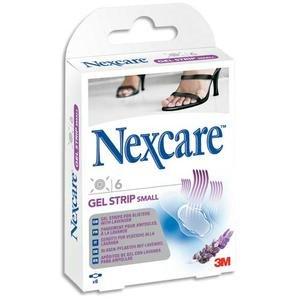 Nexcare 26x 70mm klein Gel Streifen,