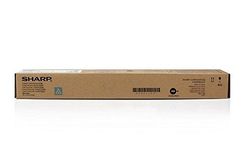 Preisvergleich Produktbild Original Toner kompatibel zu Sharp MX-4140 N,  MX51GTCA MX-51GTCA,  Premium Drucker-Kartusche,  Cyan