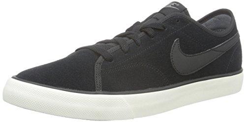 Nike Primo Court Leather, Chaussures de Tennis Homme, Noir, 44,5 EU Noir (noir / gris-voile noire-cool)