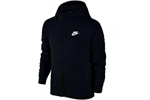 nike-b-nsw-hoodie-fz-club-sweat-shirts-noir-l-garcon
