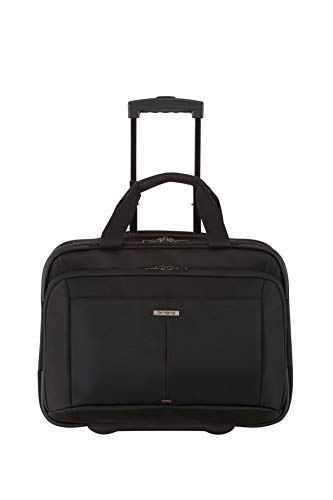 samsonite business case con ruote guard it 2.0, 17.3 trolley, 45 cm, nero
