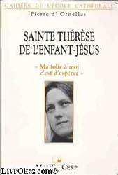 SAINTE THERESE DE L'ENFANT-JESUS