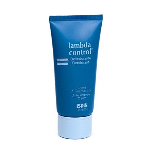 Isdin Lambda Control Antiperspirant Cream 50ml