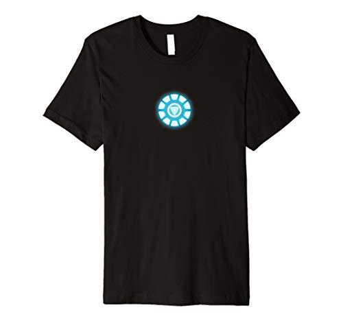 (Arc Reactor Shirt, Nuklear Plasma Energiequelle Iron T-Shirt)
