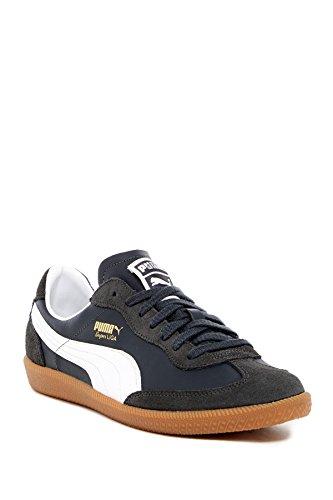 PUMA Men's Super Liga Og Retro Casual Sneakers 12 Navy/White