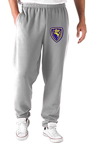 T-Shirtshock Pantaloni Tuta Grigio TM0594 Polizia Stradale