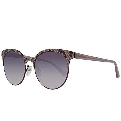 Guess by Marciano Sonnenbrille Gm0773 82B 52 Gafas de sol, Gris (Gr), 52.0 para Mujer