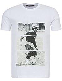 Bob Marley - T-shirt Soccer 77'