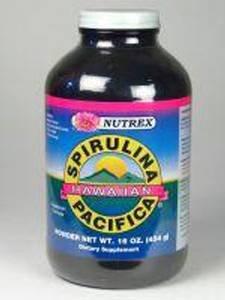 Nutrex Pure Hawaiian Spirulina Pacifica - Natures Multi-Vitamin - 454g Powder by Nutrex Hawaii