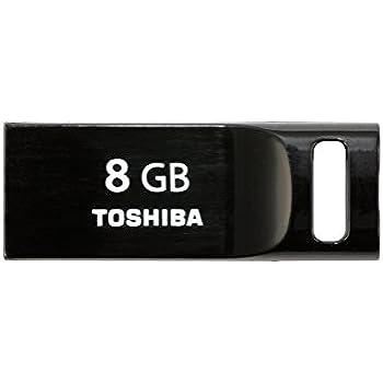 Toshiba THNU08SIPBLACK(BL5 8GB Flash Speicherstick schwarz