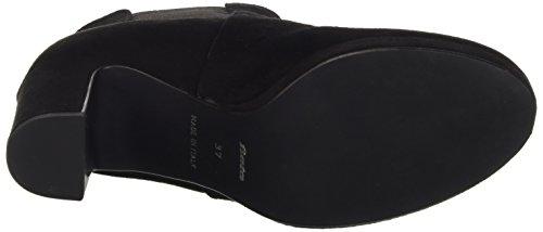 BATA 7936570, Chaussures à Talon à Bout Fermé Femme Noir - Nero (Nero)