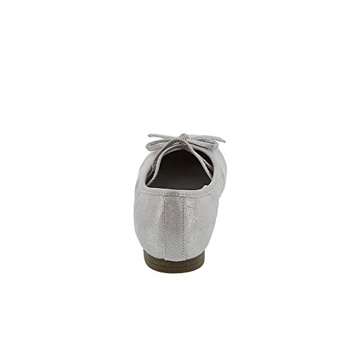 Softwaves Ballerinen - Sportboden 901SILVER