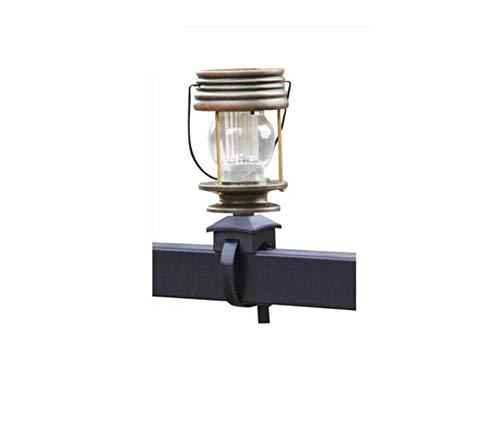 BOSSLV Lampes Murales de Lavage Lampes Murales Applique Rétro Lanterne Solaire Camping Portable Camping Lumières Lumières Décoratives