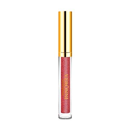 MERICAL 10 Color Magic Glitter Flip lippenstift set Flip Pull Matte Pearl Lip Gloss Clu J