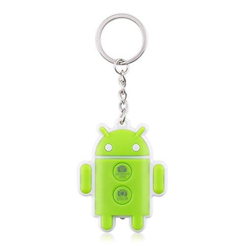kwmobile Fernauslöser für Spiegelreflexkamera und Smartphone Kamera - Bluetooth Infrarot Kamera Funkauslöser iOS Android - ersetzt ML-L3 RC-1 RC-6