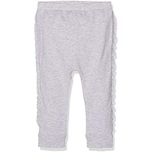 Mamas and Papas Frill Legging Grey Leggings para Bebés 2