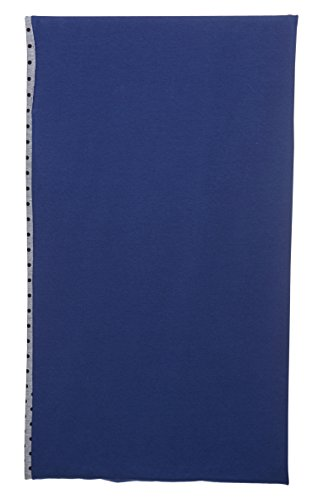 Be Mama! 3in1 Umstandsshirt, Stillshirt und Stillschal im Set: TEMI, lang- oder kurzarm, FARBAUSWAHL Langarm/Blau-Grau mit Punkte