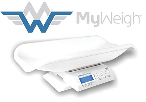 Babywaage digital von MyWeigh - 2