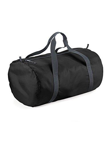 Bag Base mixte Bg150blac Pack Away Sac de corps, Noir, Medium