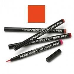 Stargazer Permanent Lip Liner Pen - Orange 01