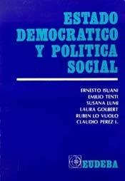 Descargar Libro Estado democrático y política social (Temas) de Ernesto Isuani