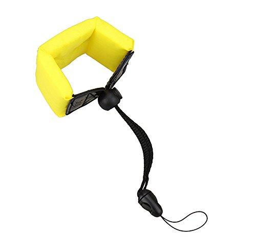 JJC Schwimmende Handschlaufe Gelb ST-6Y