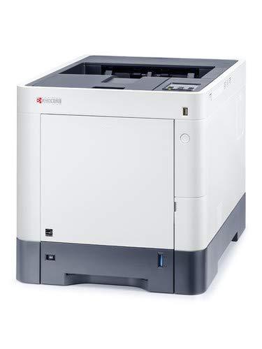 Kyocera Klimaschutz-System Ecosys P6230cdn Laserdrucker (30 Seiten pro Minute. Farblaserdrucker inkl. Mobile Print-Funktion) -