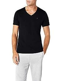 Tommy Jeans Herren Original V-Neck T-Shirt