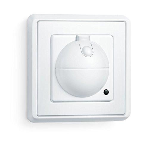 Steinel Sensorschalter HF 360 UP (Unterputz), 360° Bewegungsmelder, max. 8 m Reichweite, verzögerungsfreies Schalten
