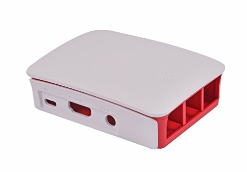 31dpx0G6eaL - Official Case for Raspberry Pi 3