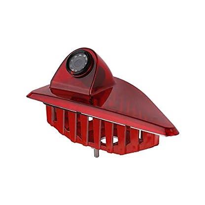 3RD-Bremslicht-Rckfahrkamera-Rckfahrkamera-mit-43-Zoll-LCD-Monitor-Kits-fr-Transporter-OPEL-Movano-B-Nissan-NV400-Renault-Master-III-2010-2019