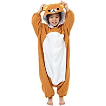 Fleece Pijama Kigurumi - Rilakkuma