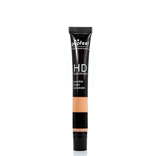 Babysbreath Wasserdichte Gesichtsabdeckung Concealer Pen Foundation Creme für langanhaltende Kosmetik FB02