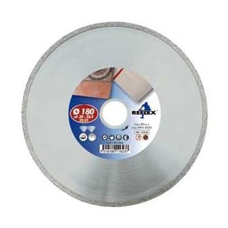Leman 901154 Disco de diamante para corte cerámica (diámetro 115 mm)