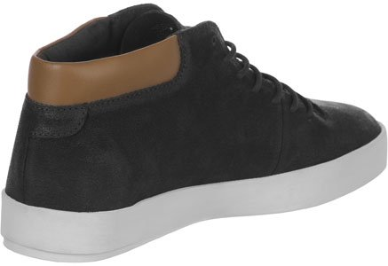 Boxfresh Bxfh Hi WKH WXD chaussures Noir