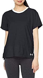 Under Armour Women's UA Charged Cotton Short Sleeve