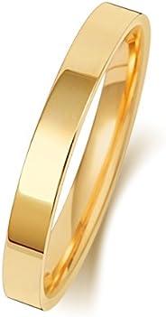 Anello Fede Nuziale Uomo/Donna 2,5mm in Oro giallo 9k (375) WJS151559KY