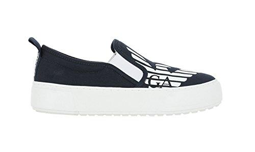 Ea7 emporio armani 288047 7P299 Sneakers Frauen Blue 36